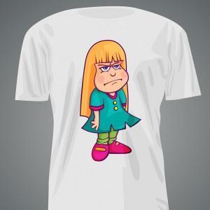 Nadruki na koszulki